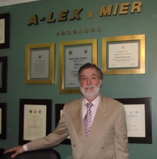Dr. Alejandro Mier